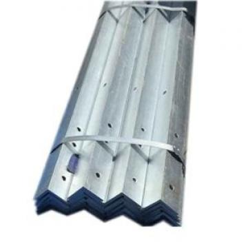 Custom Precision Carbon Steel/Galvanized Steel/Sheet Metal Processing Steel Angle Bar with Punched Hole and Welding Plate
