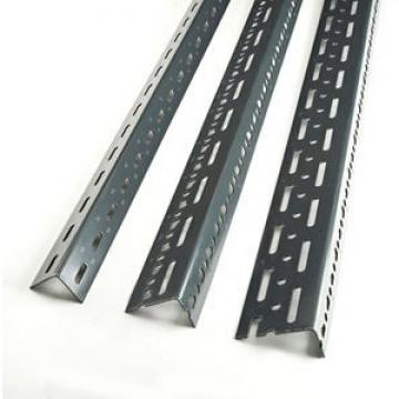 Dexion slot angle bar / Q195 Grade steel slotted angle shelf / Rack