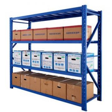light duty warehouse slotted shelving