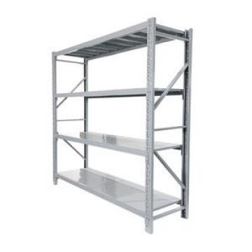 Durable medium-duty shelf, Metal shelves containing cargo average load of 300-1200kg