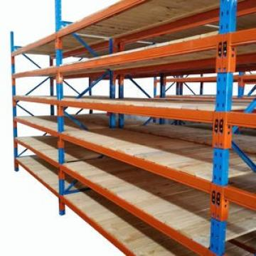 Metal adjustable steel storage rack shelves industrial longspan shelving
