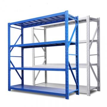 Warehouse Metal Drive In Pallet Storage Rack