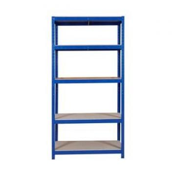 150kgs to 300kgs per level shelving unit