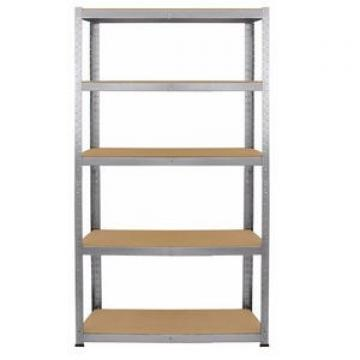 Factory price warehouse steel wide span shelving units with capacity 150kgs to 500kgs