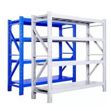 Boltless adjustable heavy duty racking folding steel plate storage rack