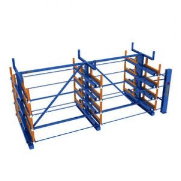 Warehouse Single Side Based Metal Cantilever Rack