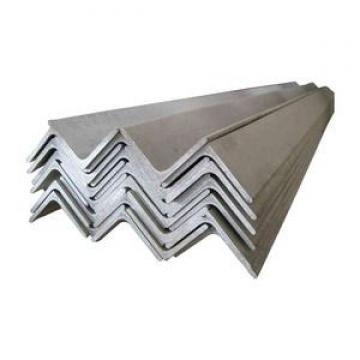 Galvanized angle iron perforated equal or unequal can be customized angle steel ST235JR;holled rolled angle steel bar