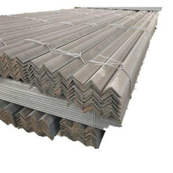 ASTM A572 Gr60 Gr50 A36 Galvanized Perforated Ms Steel Angle Slotted Iron Angle #1 image