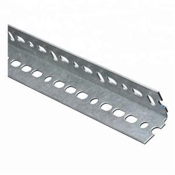hot rolled Galvanized Steel Slotted Steel Angle Bar #2 image