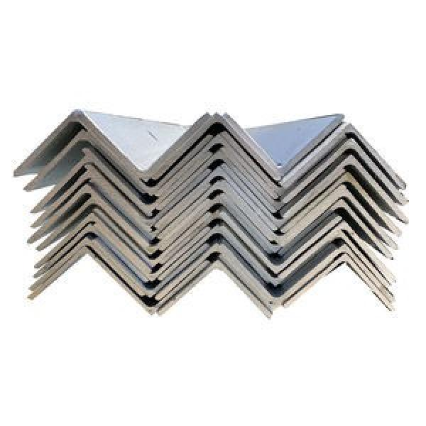 hot rolled Galvanized Steel Slotted Steel Angle Bar #1 image