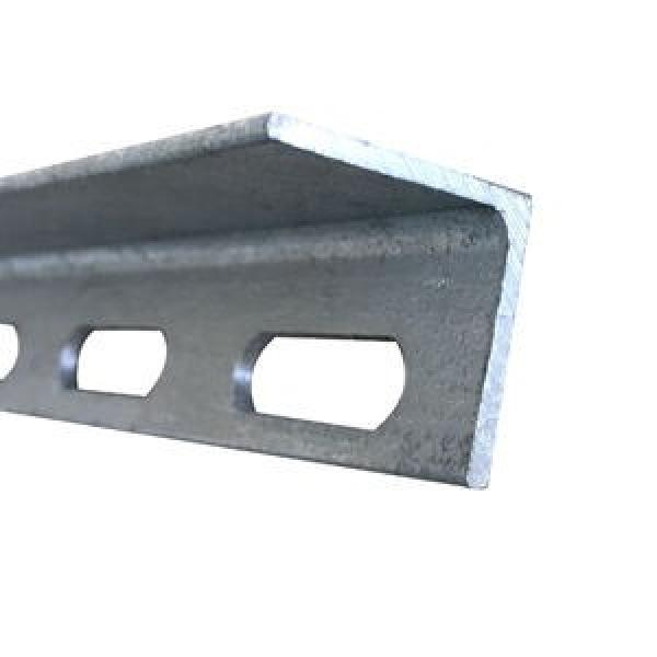 ASTM A572 Gr60 Gr50 A36 Galvanized Perforated Ms Steel Angle Slotted Iron Angle #3 image