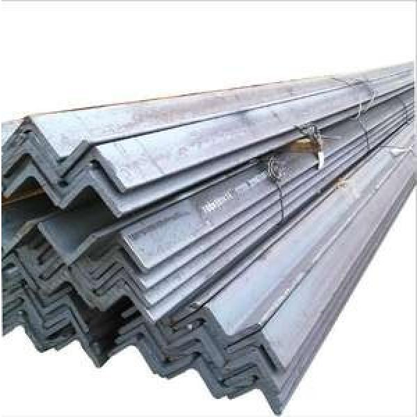 BS En S355jr S355j0 Galvanized Perforated Ms Steel Angle Slotted Iron Angle #1 image