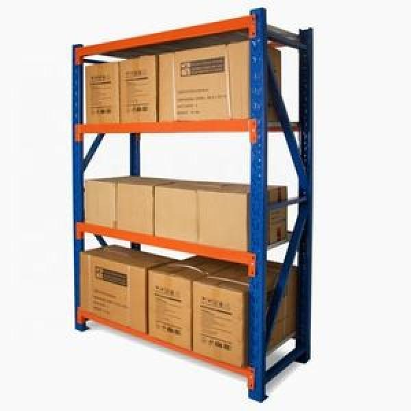Long Span Customized Size Heavy Duty Industrial Steel Cantilever Shelving #3 image