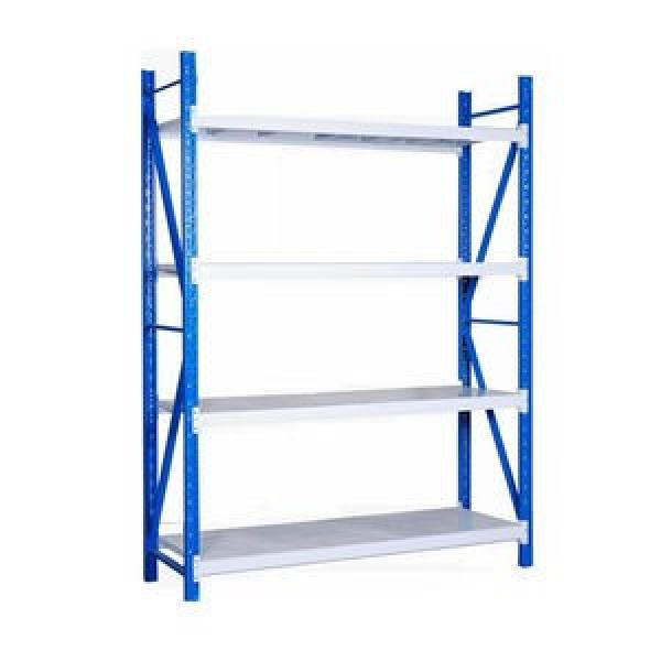 Warehouse Steel Storage Medium Duty Adjustable Long Span Shelving #2 image