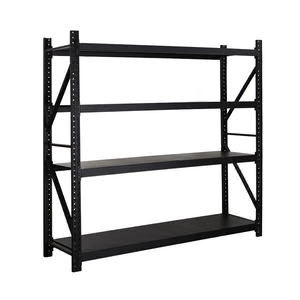 integrated industrial shelving rack with high quality and heavy duty capacity #2 image
