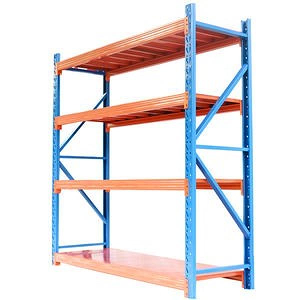 Adjustable metal shelving,industrial storage heavy duty rack warehouse system #1 image