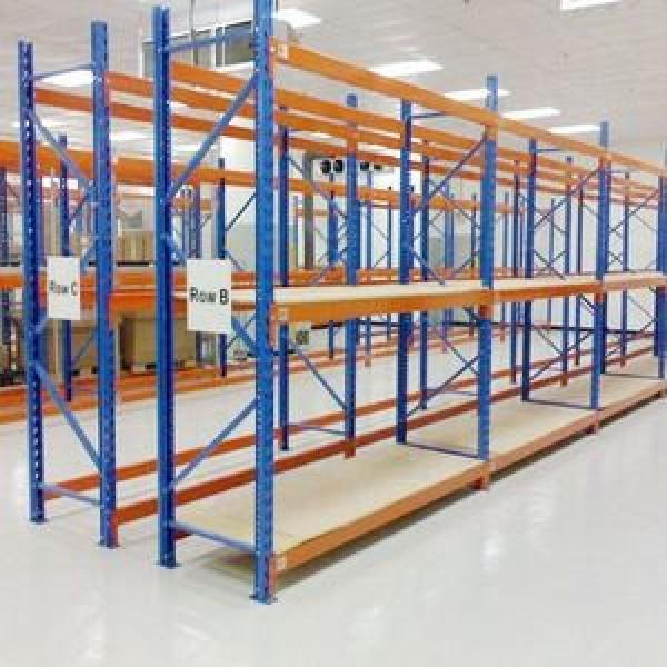 Warehouse Steel Storage Medium Duty Adjustable Long Span Shelving #3 image