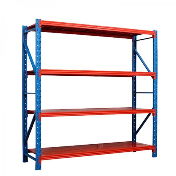 Modern retail shop gondola shelving system grocery store used display units shelving for sale #2 image