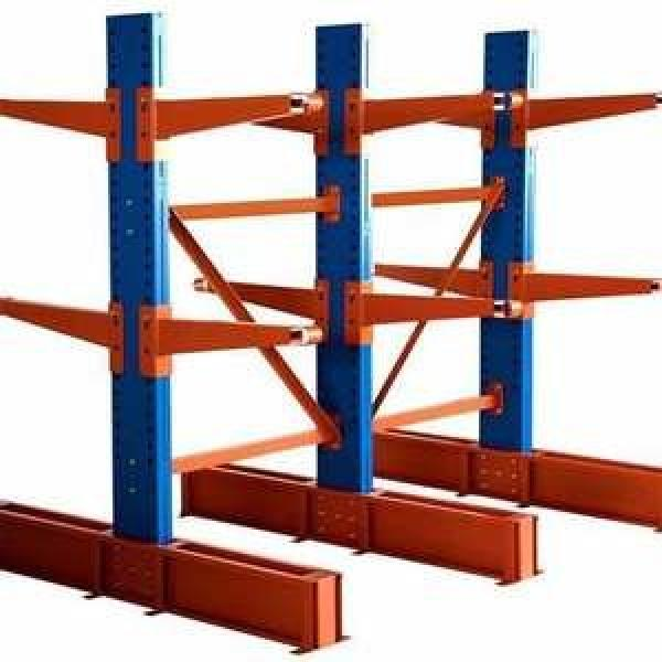 Heavy Duty Selective Pallet Racks and Shelves for Warehouse Storage #3 image