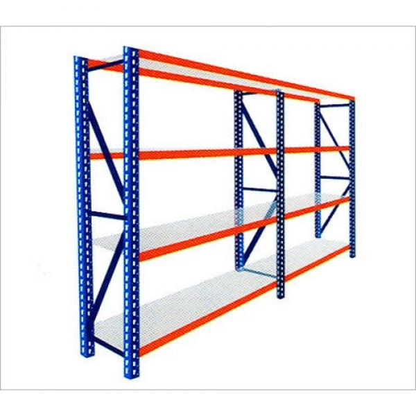 Modern retail shop gondola shelving system grocery store used display units shelving for sale #1 image