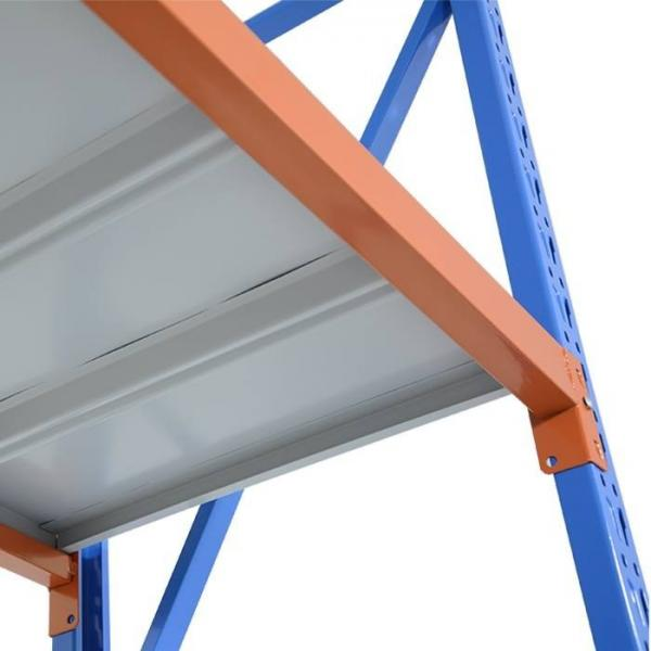 Bulk Rack Warehouse Storage Metal Shelving Manufacturer #1 image