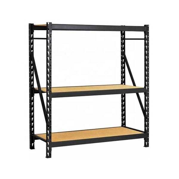Bulk Rack Warehouse Storage Metal Shelving Manufacturer #2 image